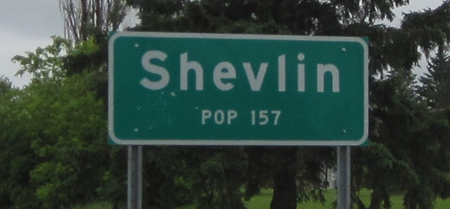 Day 9: Shelvin, Minnesota
