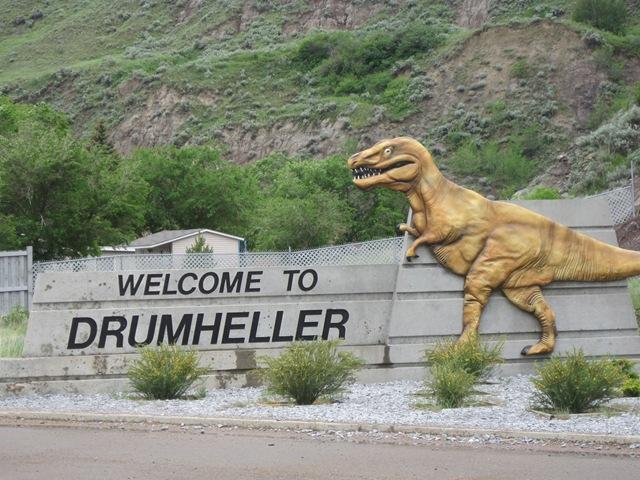 Drumheller, AB