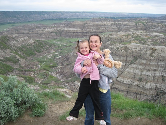 Day 17: June 19th- Day of the Bridges: Drumheller Day 2 1/2 and the Badlands
