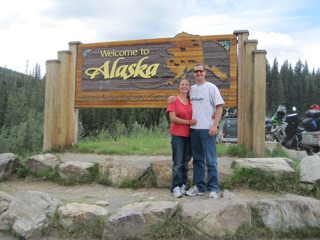 Day 31: July 3rd Alaska here we come!!!