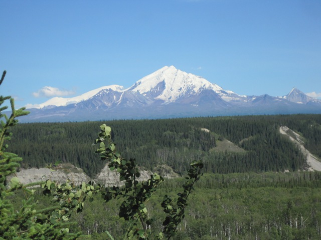 Day 62: Tuesday, August 3rd: Blueberry Lake to Wrangel: St. Elias National Park