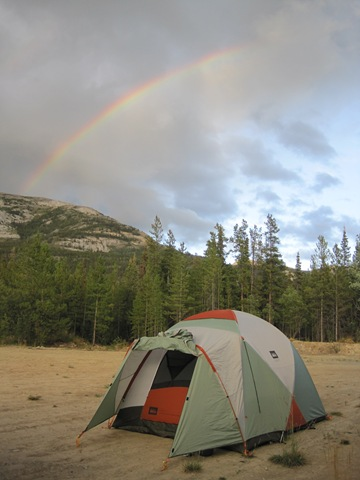 Day 65: Friday, August 6th: Pine Lake to Whitehorse