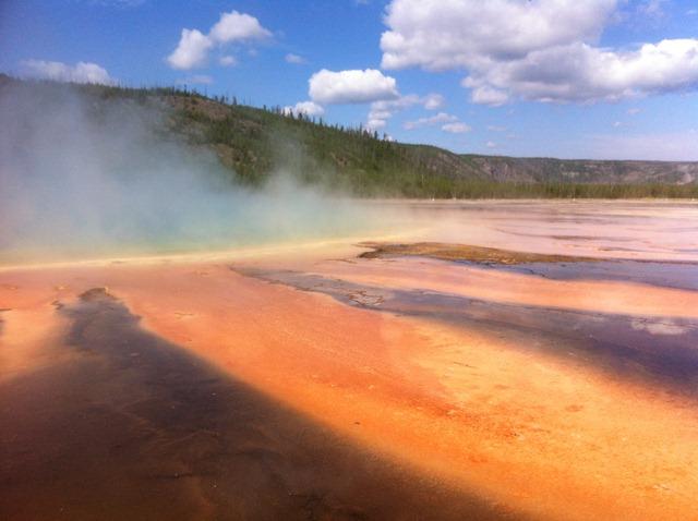 Day 44: July 30th, 2013: Yellowstone Part 1
