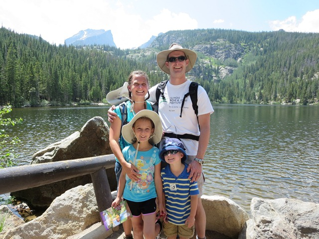 Day 5: July 18th, 2014 Longmont, CO to Rocky Mountain National Park