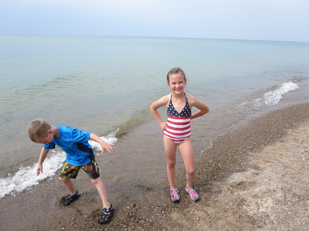 July 6, 2015–Day 1 Part 2 Indiana Dunes, IN