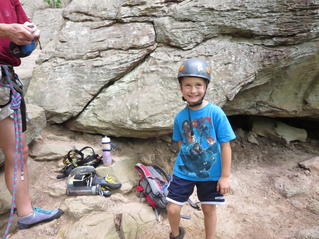 July 30, 2015–Day 24 West Liberty and Red River Gorge Day 2