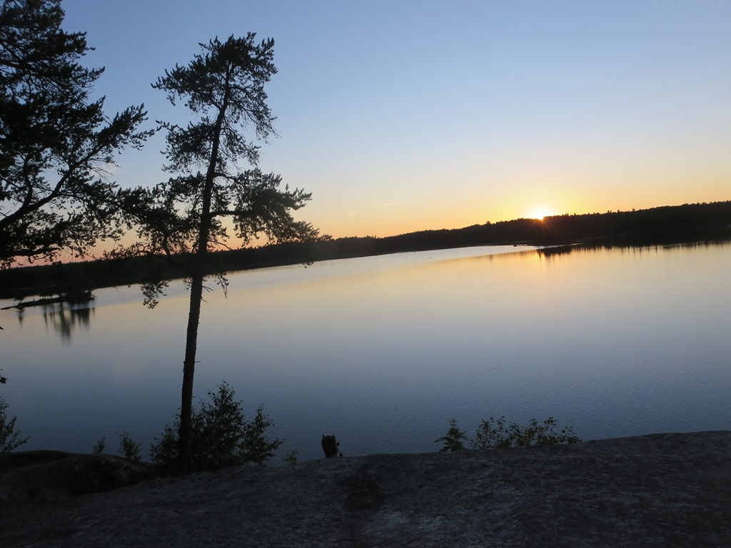 July 18, 2016–Day 14- Lake Jeanette, MN